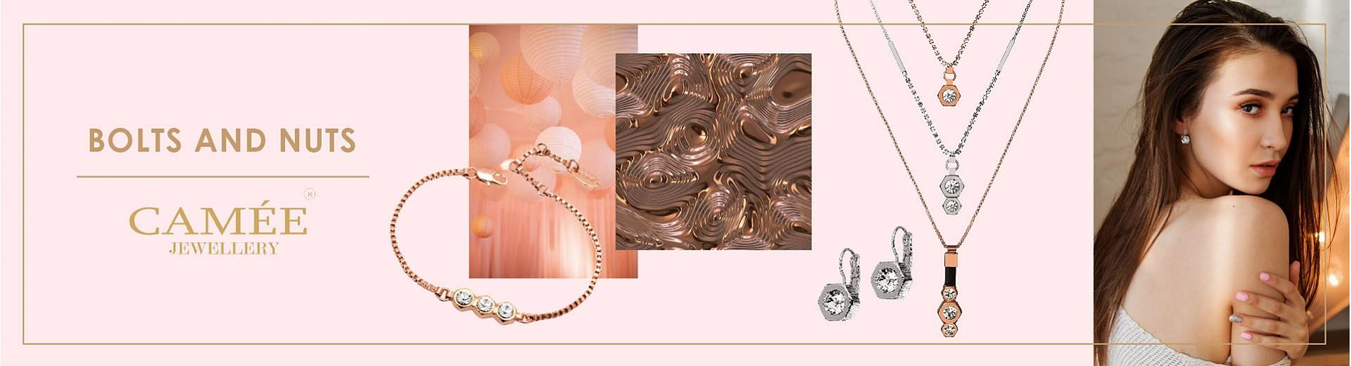 Šperky z kolekce Bolts and Nuts